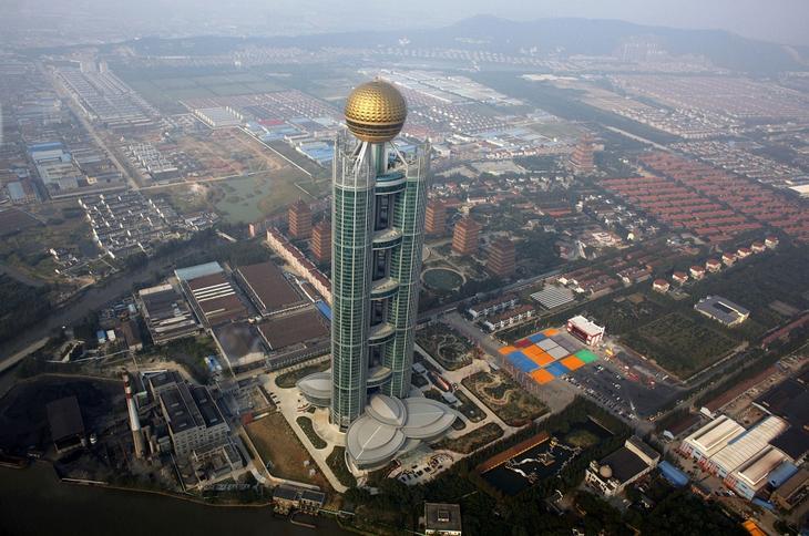 Коммунизм по-китайски: Хуаси – деревня миллионеров в Китае