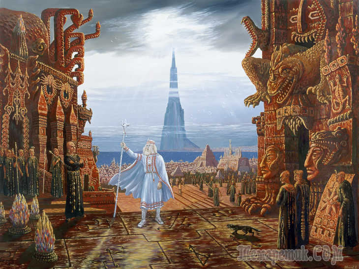 славянские боги покровители по дате рождения - перун