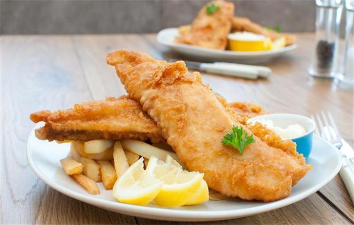 Вкусный кляр для рыбы