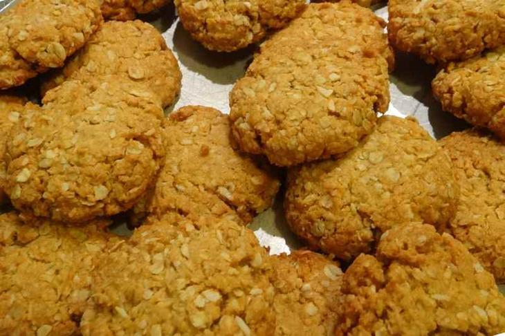 Анзацкое печенье