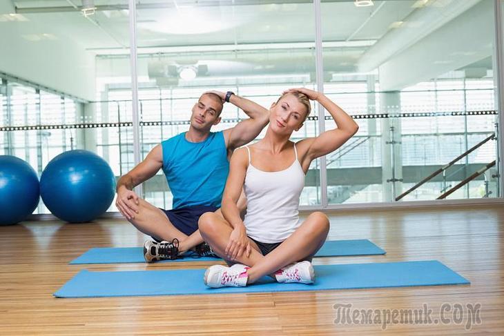 Дикуль упражнения от остеохондроза