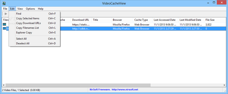pрис.6 videocacheview /p p Скачайте программу VideoCacheView по ссылке a href=