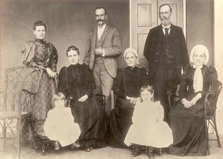 Семья Дюпонов Кланы, богатые семьи, мировое правительство, хозяева денег