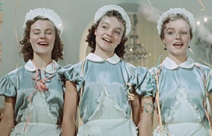 Несчастливая судьба вокального трио сестёр Шмелёвых
