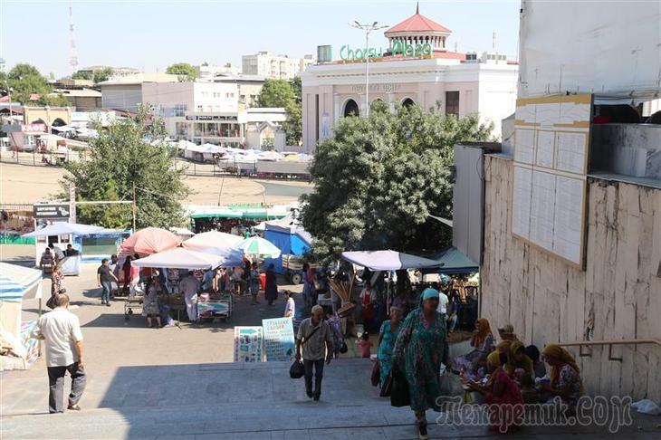 Там узбекский дух! Там Востоком пахнет!