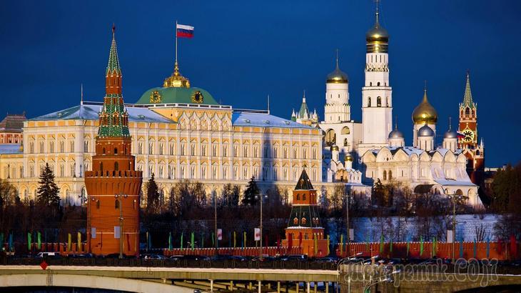Вежливый разрыв шаблона о России в Америке