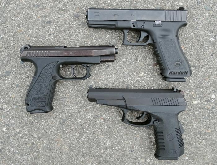 Слишком крутой для американцев: почему российский пистолет «Гюрза» запретили в магазинах США