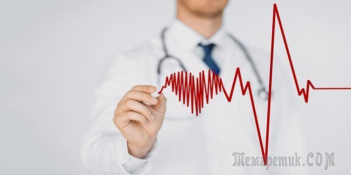 После еды повышается давление учащается пульс