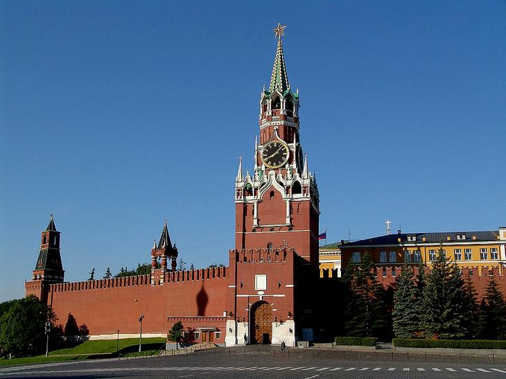 Кто построил Московский Кремль — символ Русского государства