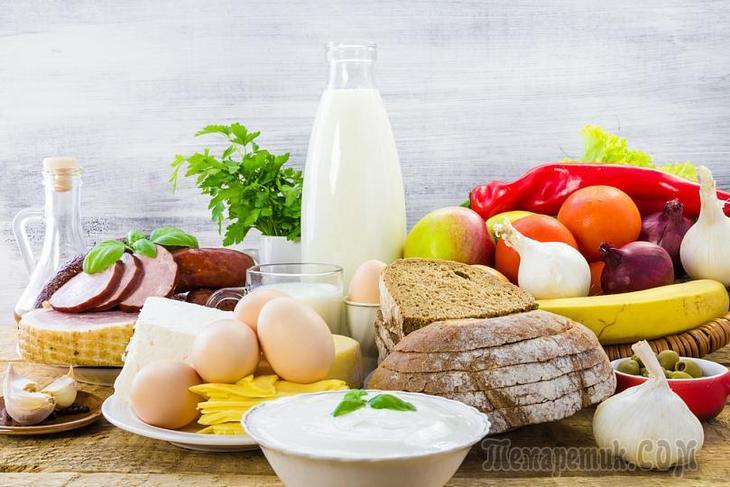 Что можно есть когда болит