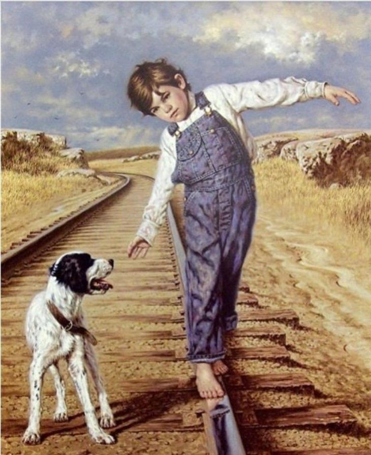 Сентиментальное путешествие в страну детства с Джимом Дейли, фото № 43