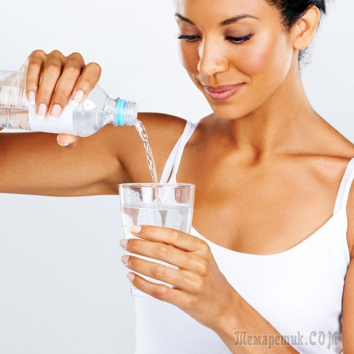 Как надо пить воду — 9 основных правил