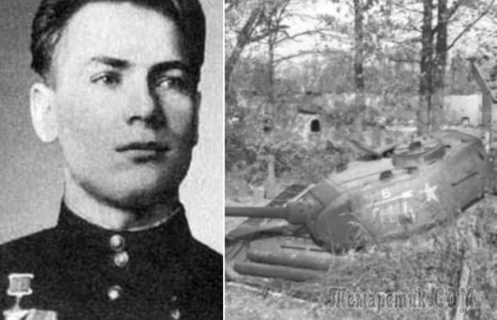 Подвиги войны: Двое солдат провели 13 дней в танке без еды и лекарств, отстреливаясь от фашистов