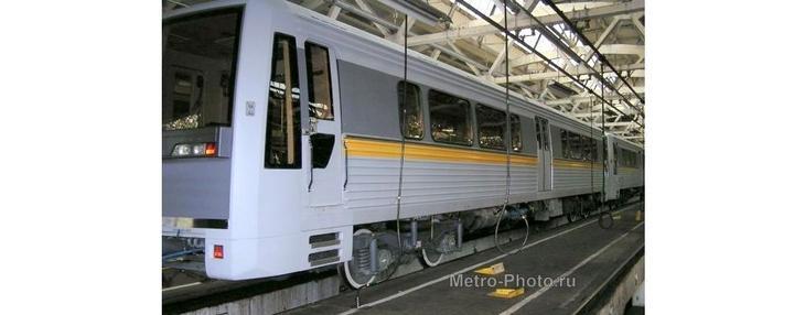 Такие вагоны предположительно передвигаются по Метро-2 (РА1) / ©metro-photo.ru