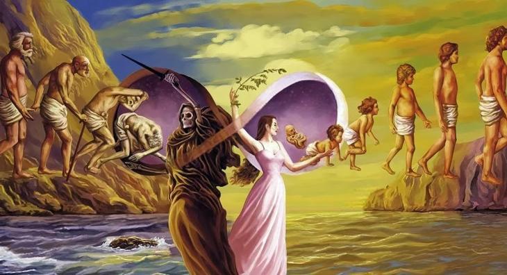 Картинки по запросу реинкарнация души