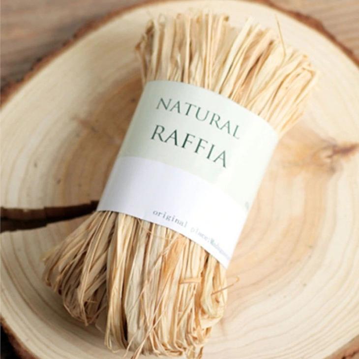 Что такое рафия и что из неё можно сделать?