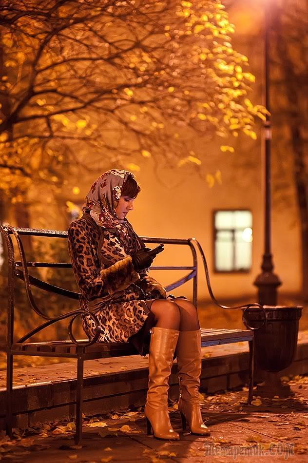 Снова осень (Стих)