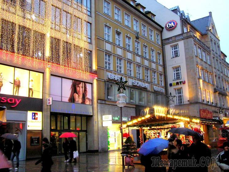 сути, фото пешеходной зоны туристов в мюнхене крым многообразна
