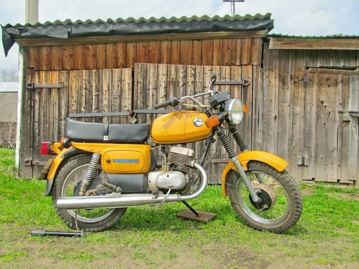 «Восход»: как один из худших мотоциклов СССР завоевал всенародное признание