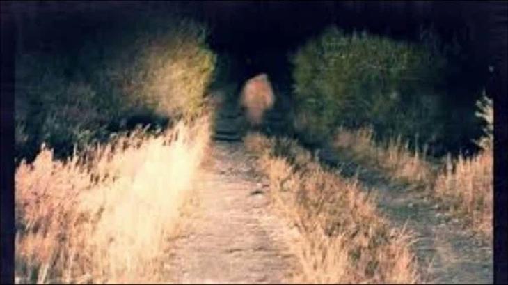 Гигант из Боррего легенды, привидения, призраки, пыстыня