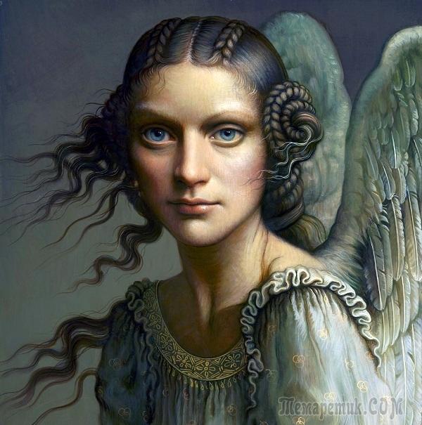 Художница из Канады - Яна Мовчан. Удивительный и волшебный мир её картин