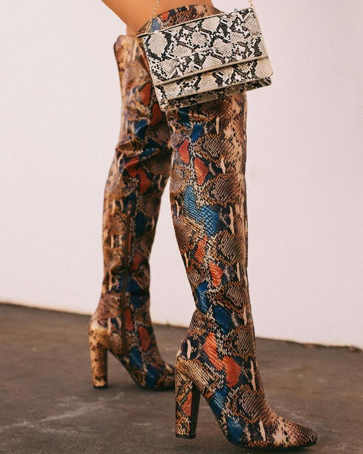 Зимняя женская обувь 2020 фото 1