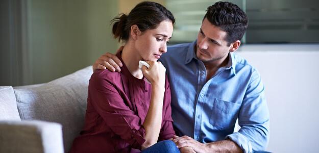Отвечает ли жена за долги мужа