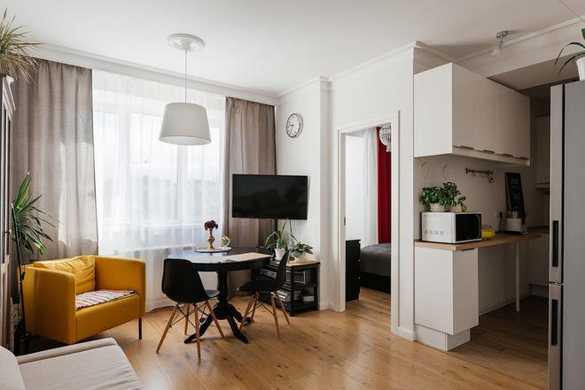 Превращение однокомнатной квартиры в двухкомнатную