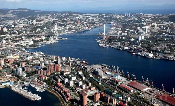 Какое море во Владивостоке: история крупнейшего порта России