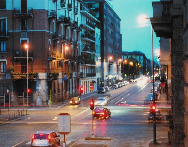 Дороги Милана