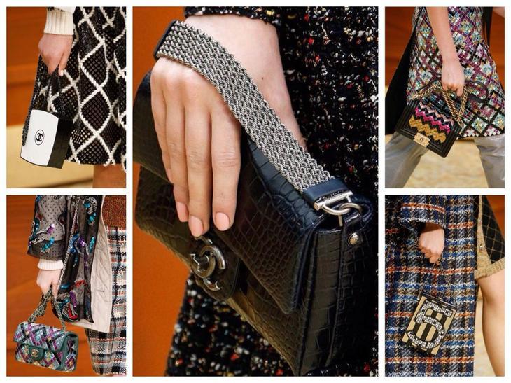 Сумки коллекции дома Chanel