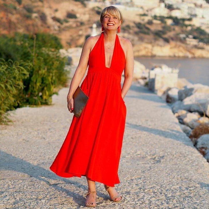 летние платье фото 9