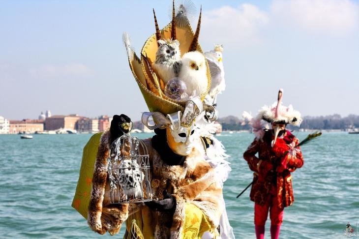 Venetsianskiy karnaval foto 12