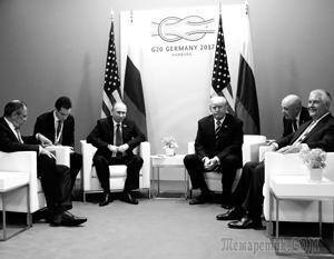 «Путин обыгрывает всех на этих встречах»