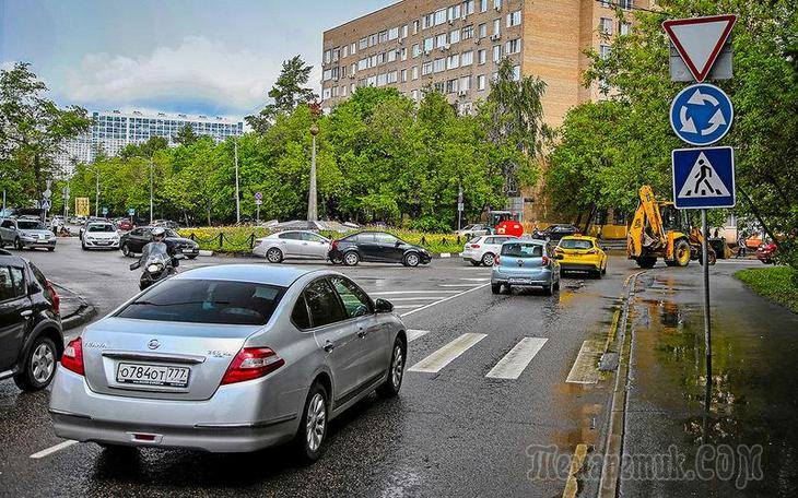 Правила дорожного движения: все изменения