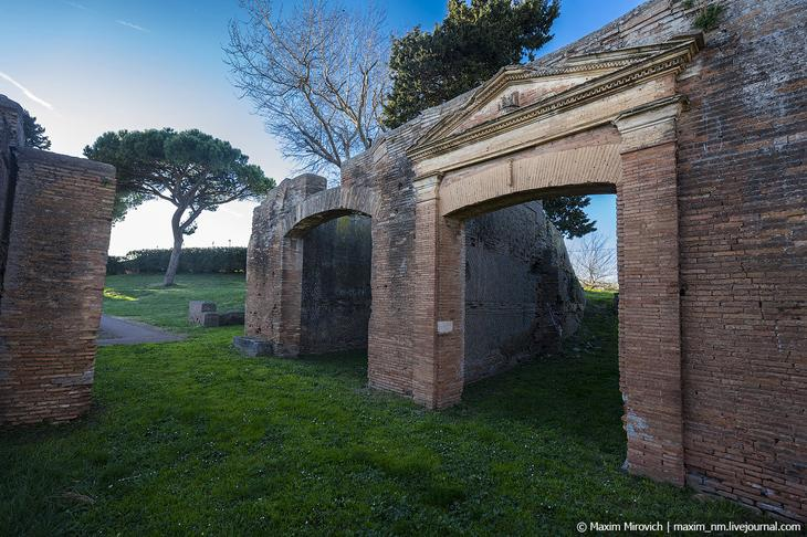 Хрущёвки Древнего Рима