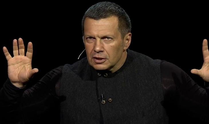 Петиция с просьбой запретить Владимиру Соловьеву въезд в Европу набрала более 222 тыс. подписей