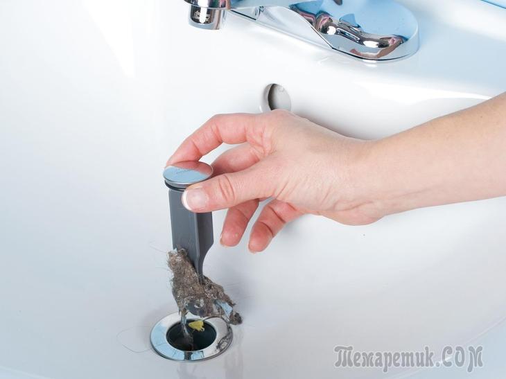 Засорилась ванна - что делать?