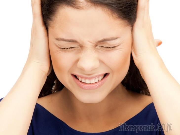 Шум в ушах и голове – причины, диагностика и лечение