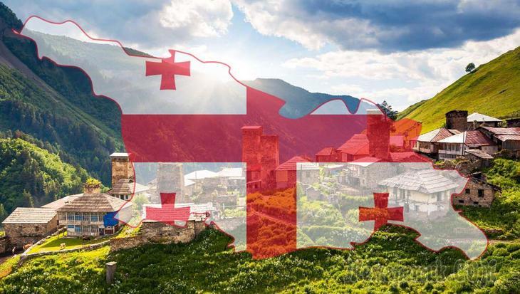 «Жить по-грузински»  или …мой уик-энд в Грузии.