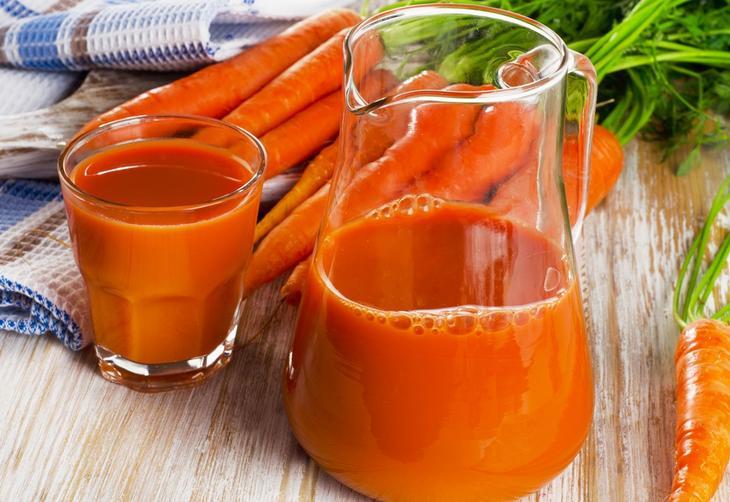 Польза моркови при различных заболеваниях