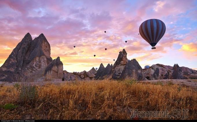 10 самых красивых мест в Турции