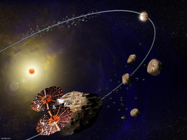 Охота на сокровища астероидов: золотая лихорадка будущего 10