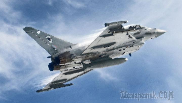"""""""Агрессивная Россия разместилась у баз НАТО"""": британцы высмеяли своих военных"""