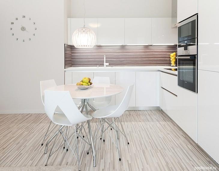 Безупречный и аккуратный дизайн, определяющий красоту современных апартаментов