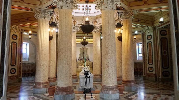 Храм Царя Небесного в Мессине