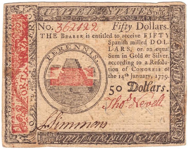 дизайн американских банкнот 2