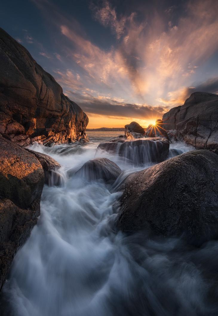 Норвежский пейзаж loverme