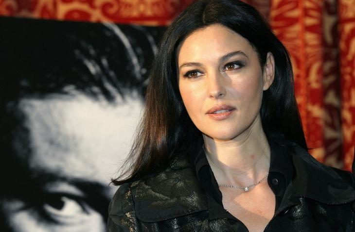 90-е Моники Белуччи идеал красоты, идеальная внешность, идеальная девушка, мода, мода девушки