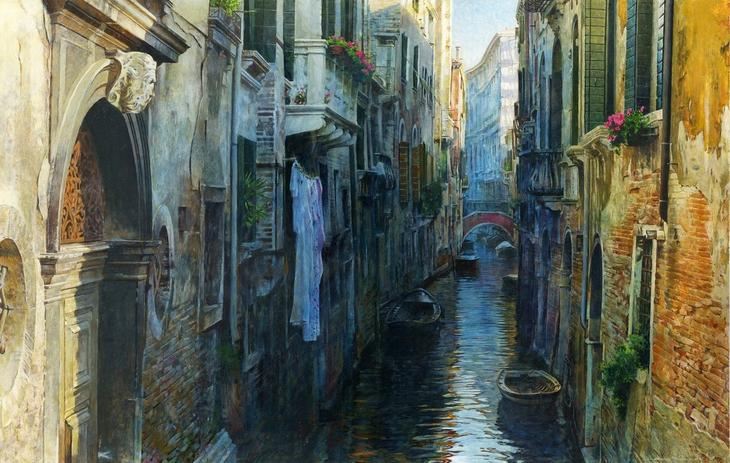 Venice Light Shadows